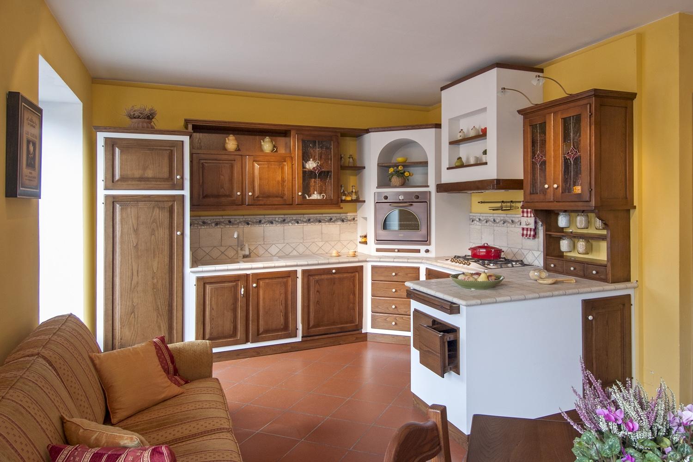 Cucina silvia design country cucina in legno multistrato marino